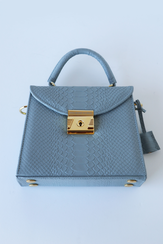 Margaretha Pastel Blue alto